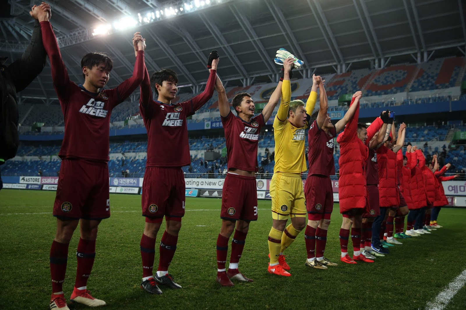 2018 Season Review: Daejeon Citizen K League 2