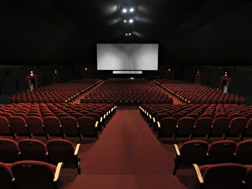 No pasar n salas de cinema est tica desconforto for Cinema a salon