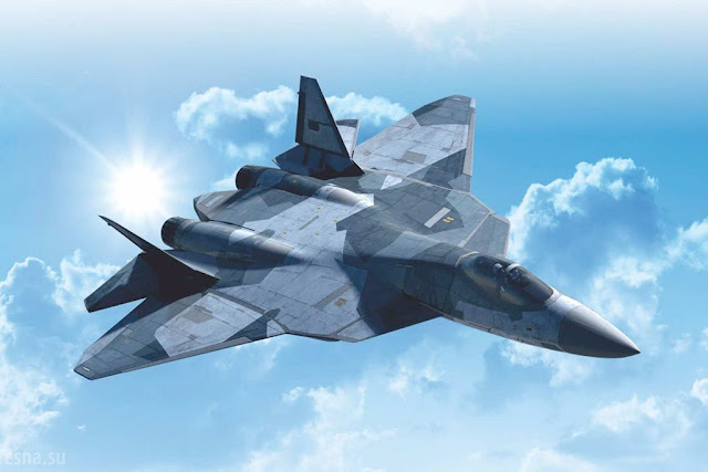 Russian Su-57 first batch 2019