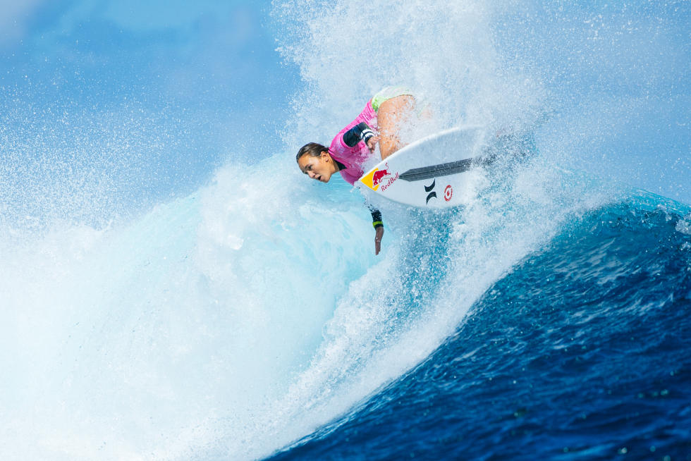 22 Carissa Moore Fiji Womens Pro Foto WSL Ed Sloane