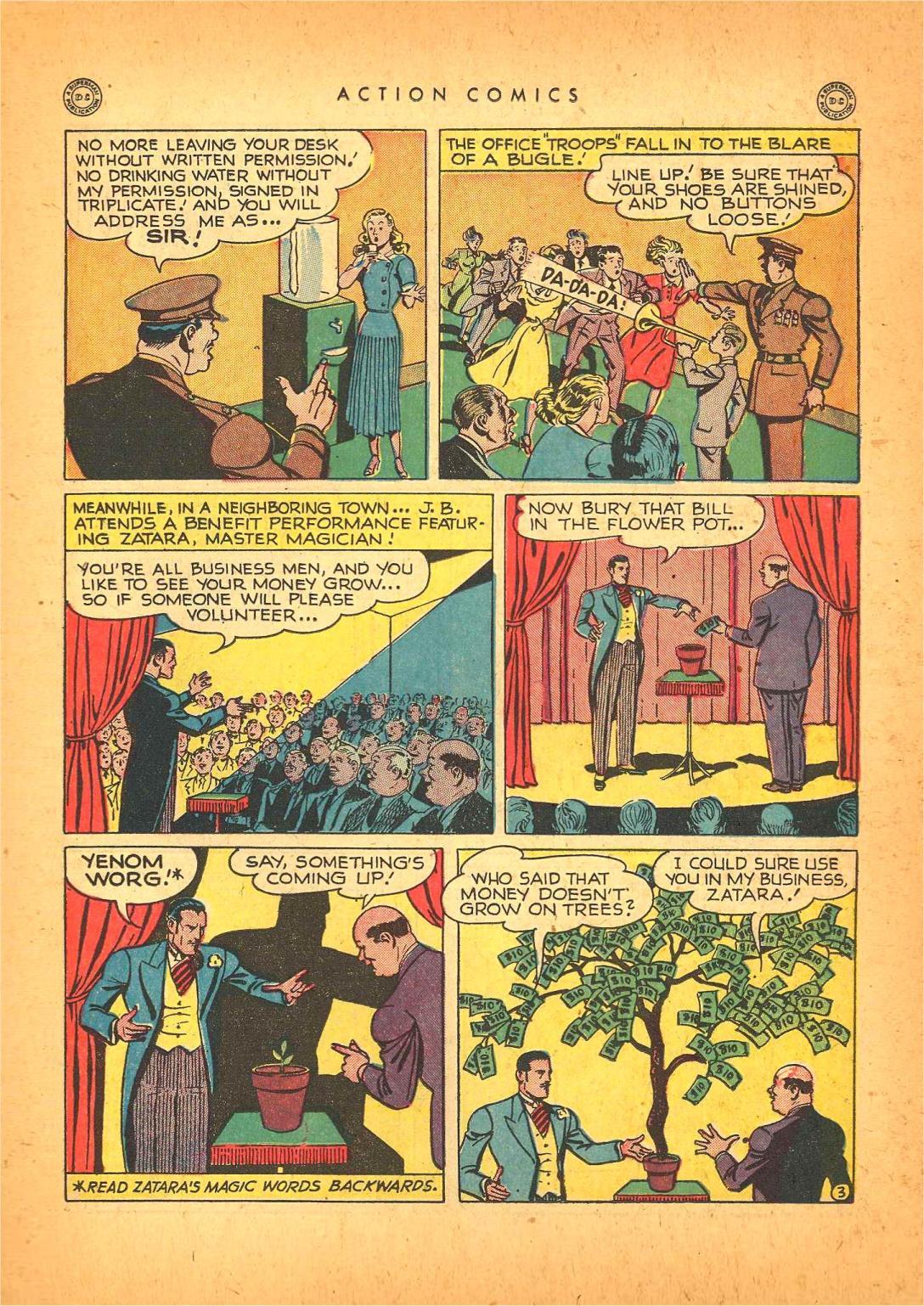 Action Comics (1938) 130 Page 33
