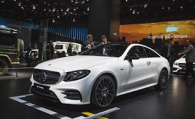 Carshighlight.com - 2019 Mercedes Benz AMG E53 Coupe Review,