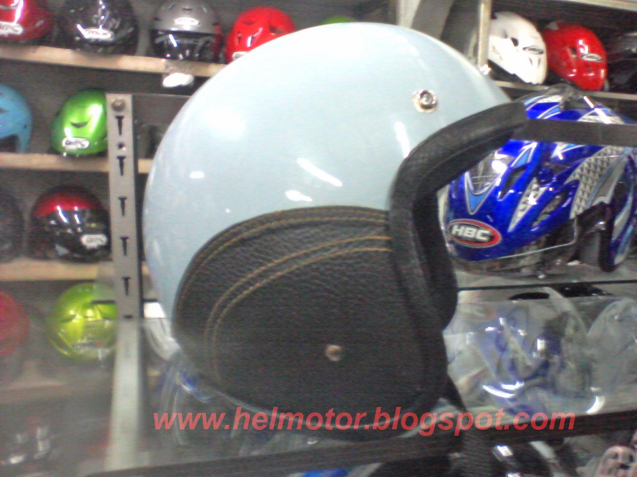 helm vespa B01  Helm Vespa