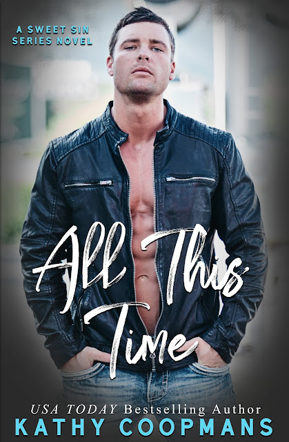#1click ALL THIS TIME the next book in @AuthorKCoopmans rocker #romance series — Sweet Sin!