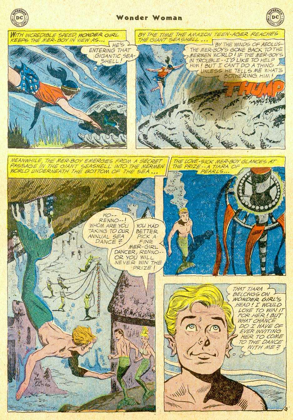 Read online Wonder Woman (1942) comic -  Issue #111 - 24