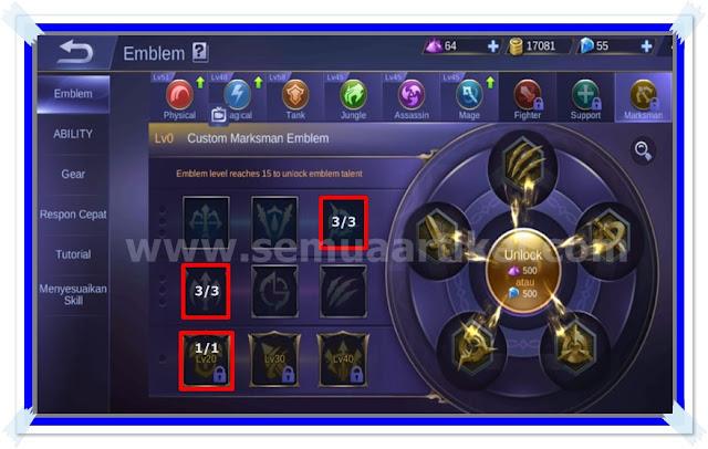 Panduan Hero Mobile Legends: Lesley - Metaco