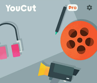 YouCut is one of the best free android video editor app