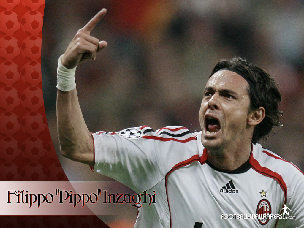 wallpaper free picture: Filippo Inzaghi Wallpaper 2011