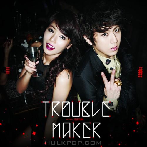 Trouble Maker – Trouble Maker – EP (FLAC + ITUNES PLUS AAC M4A)