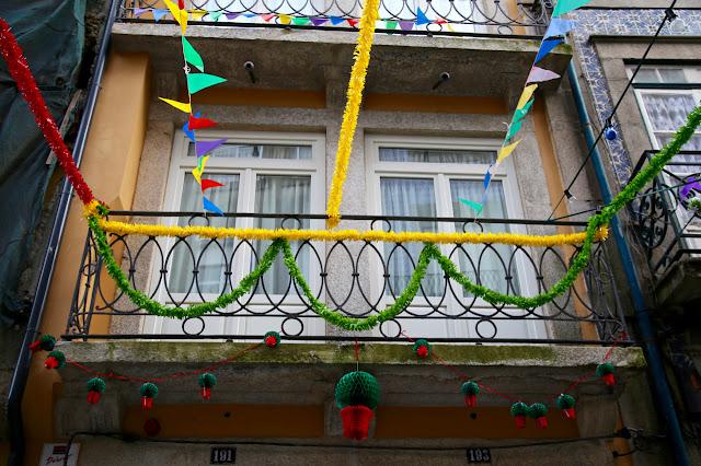 festival of sao joao, Porto, Portugal