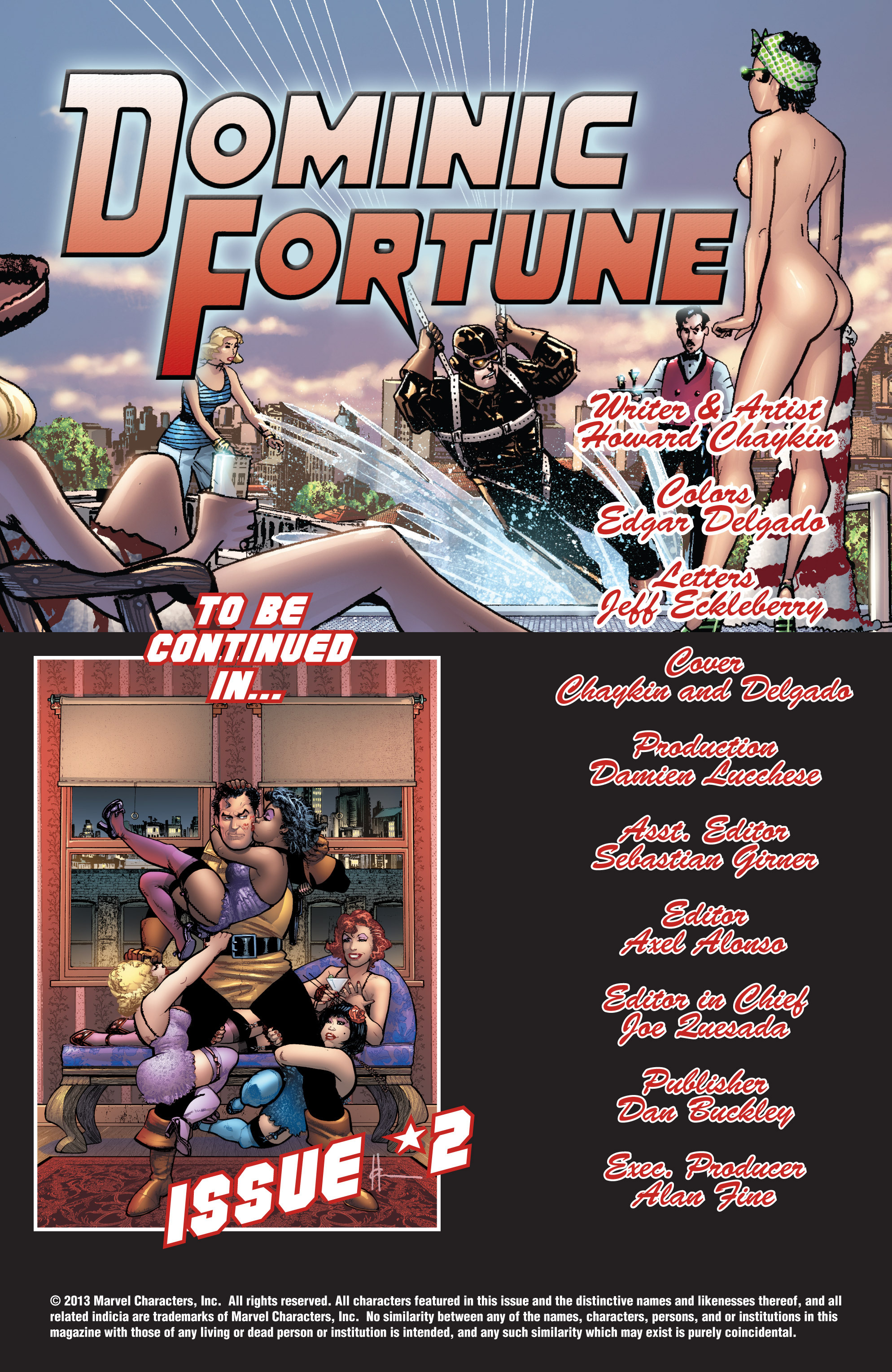 Read online Dominic Fortune comic -  Issue #1 - 24