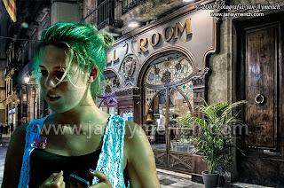 Composición fotográfica - El Gotic Barcelona