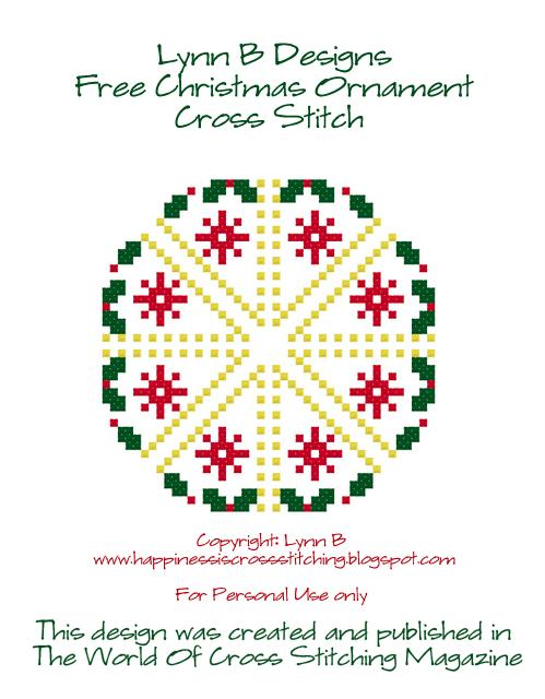 free christmas ornament pattern now available - Free Christmas Ornament Patterns