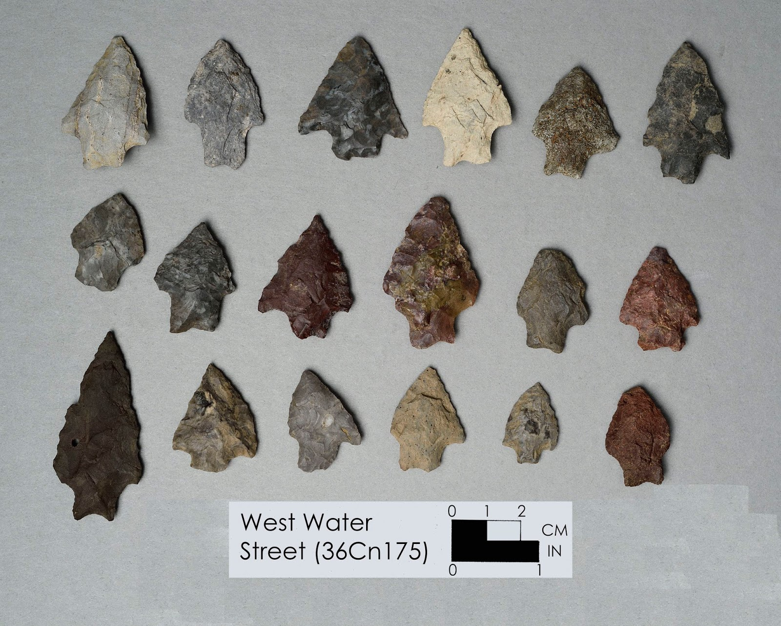 Dating pennsylvania projectile points