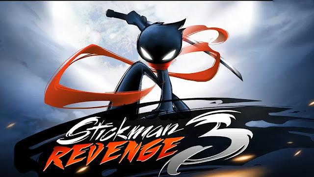 تحميل لعبة Stickman Revenge 3 v1.0.7 مهكرة للاندرويد