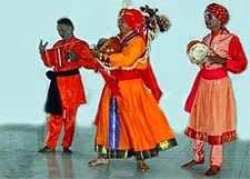INDIAN MUSIC: Andhra Pradesh Folk Song