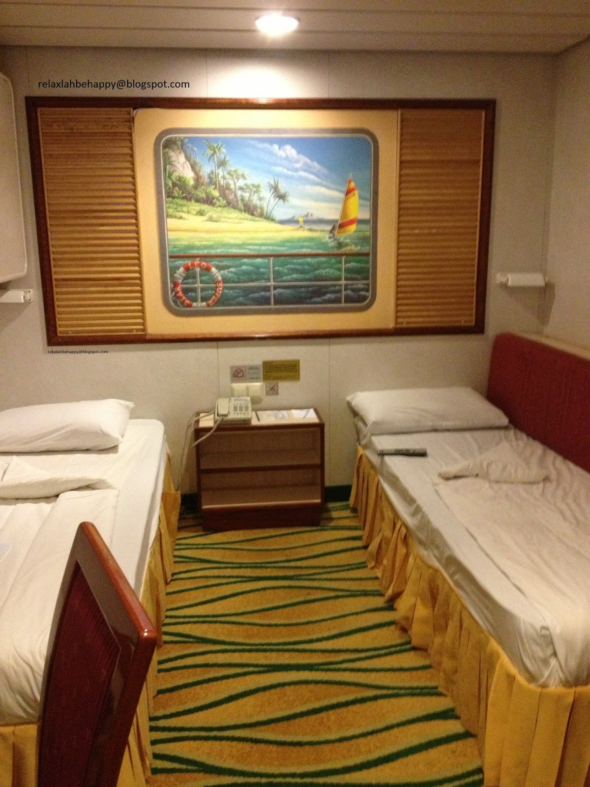 Relax Lah Be Happy Welcome Aboard To Star Cruise