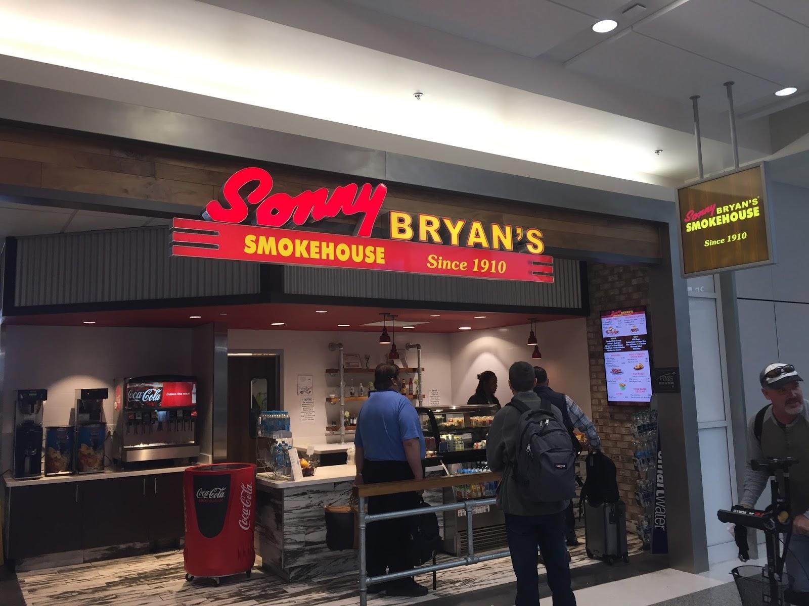Shiner Bob S Bbq Sonny Bryan S Bbq Dfw Airport
