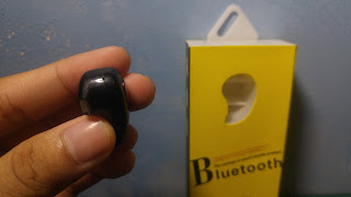 S530 Earphone Microphone Hole