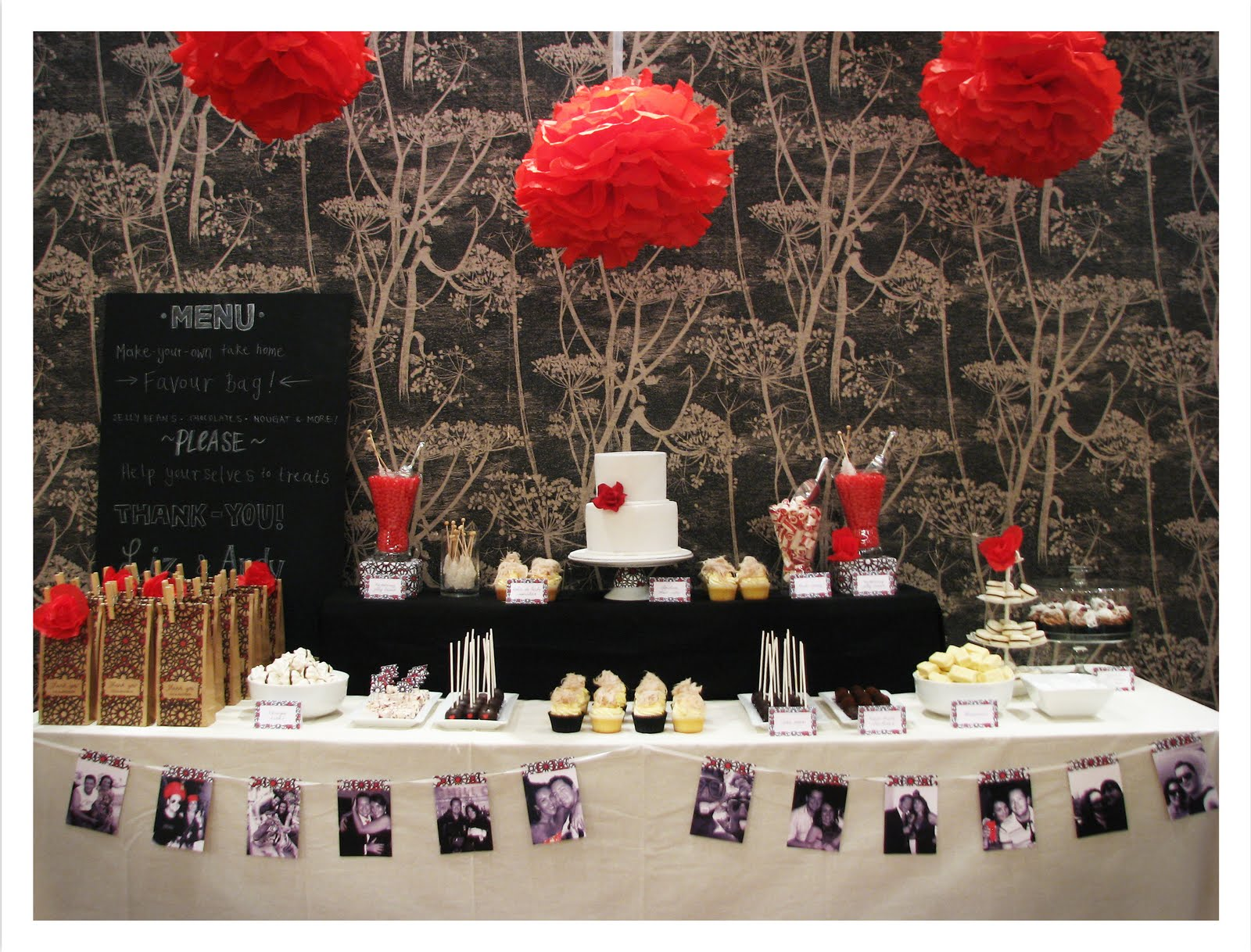 Party With A K...THE BLOG: WEDDING WEEK: Planning An