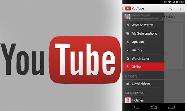Cara Mudah Menyimpan dan Memindahkan Video Youtube Offline ke Sd Card