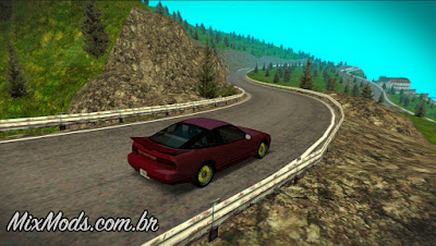 pista de drift para gta sa drift track map