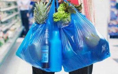 Penggunaan Kantong Plastik Seharusnya Dikurangi
