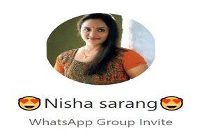 Nisha Sarang WhatsApp Group Link Of 2019