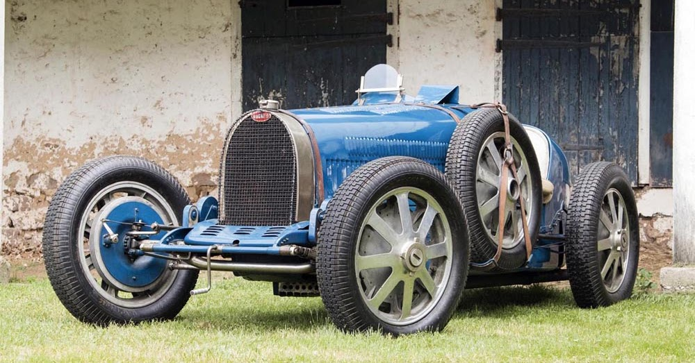 nuvolari 39 s 1931 bugatti type 51 up for auction for the. Black Bedroom Furniture Sets. Home Design Ideas