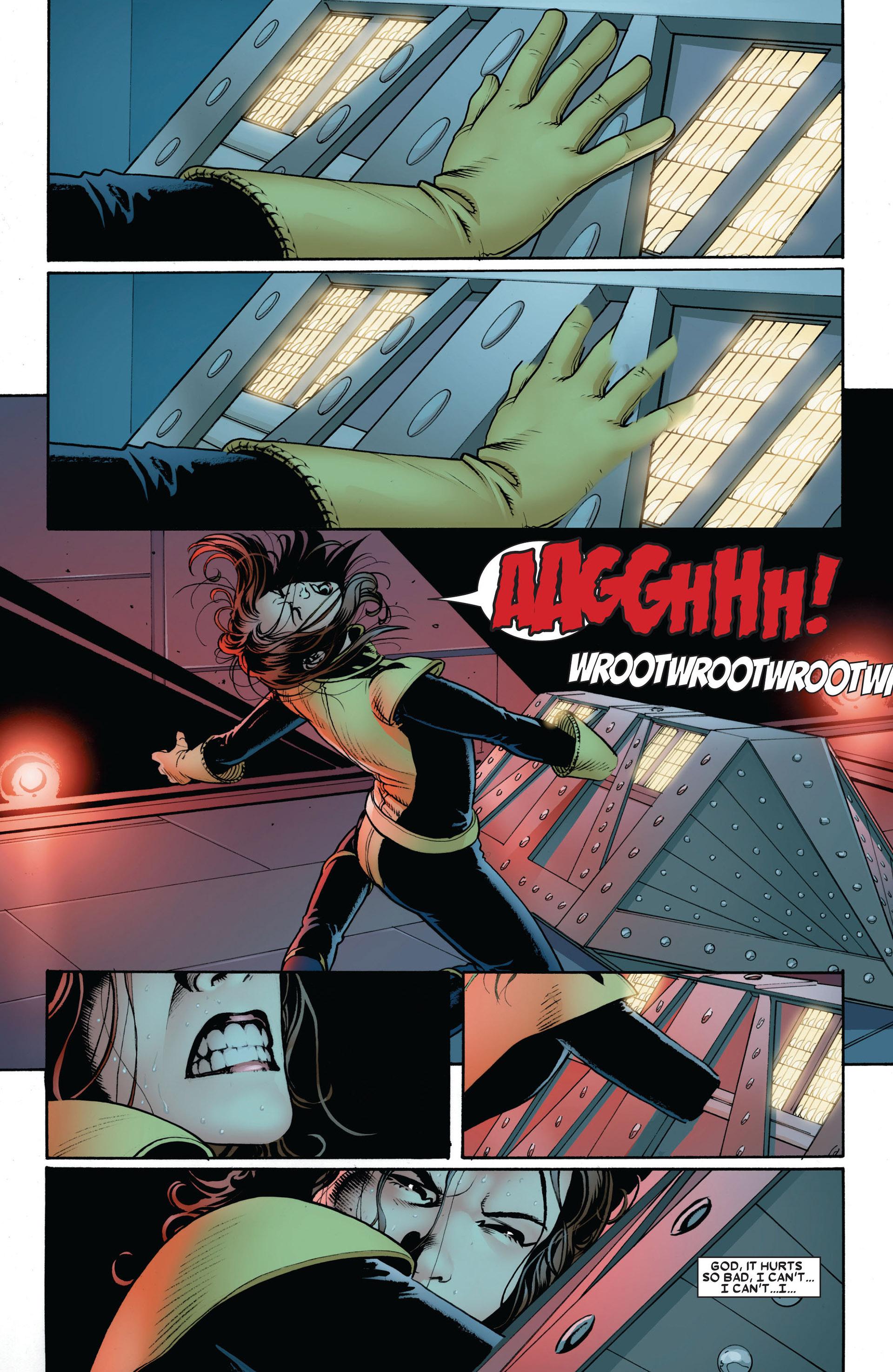 Read online Astonishing X-Men (2004) comic -  Issue #17 - 15