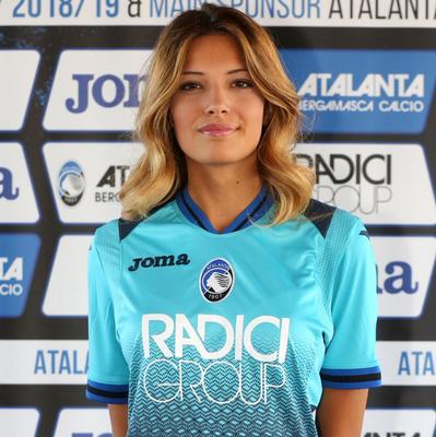 Atalanta presentó su Camisetas de futbol elección 2018-19 primero 15f91b869ec70