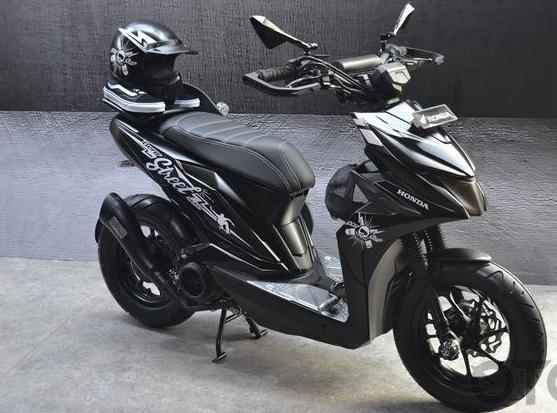 Aksesori Honda Beat Street Esp Harga Resmi Untuk Modifikasi Motor