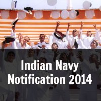 Indian Navy Executive Technical Architect Recruitment Notification 2014
