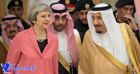 PM Inggris Telepon Raja Salman Minta Fakta Khashoggi Segera Diungkap