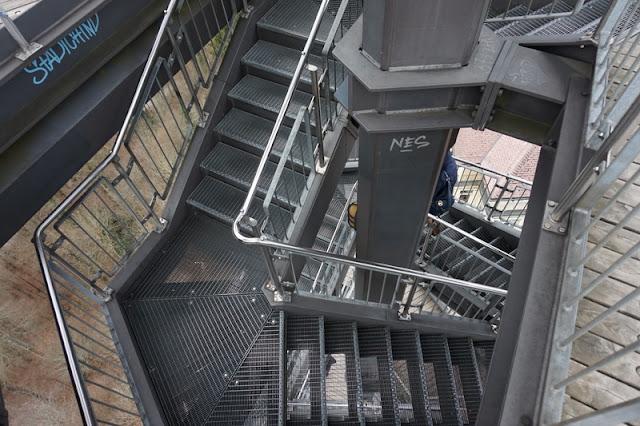 Korkeanpaikankammo - Uetlibergin näköalatorni