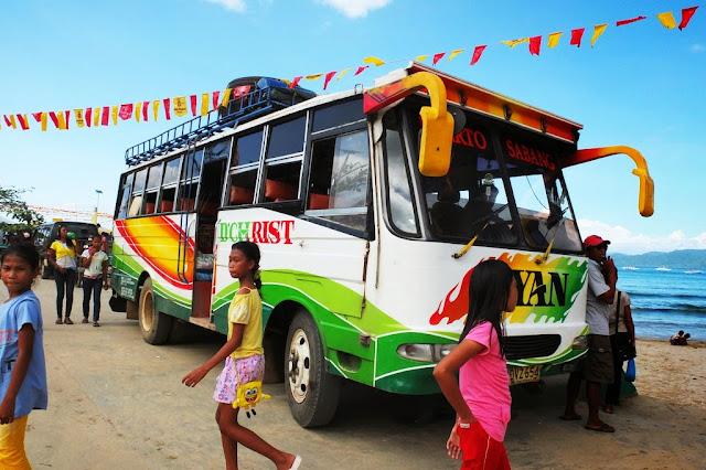 Jak jest transport na Filipinach