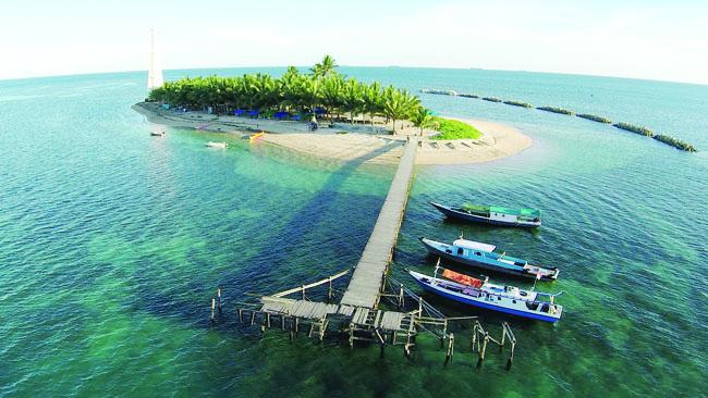 Indahnya Eksotisme Alam Samarinda di Pulau Beras Basah