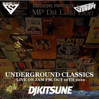 DJ Kitsune - Underground Classics