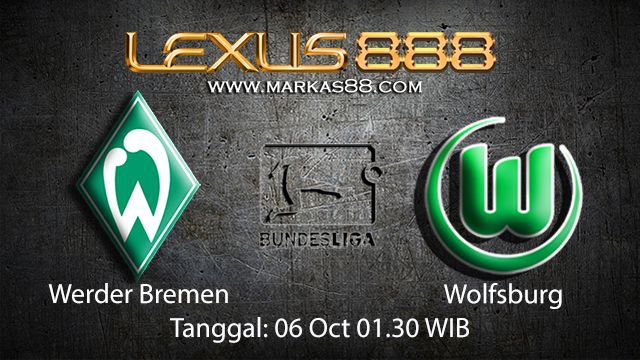 Prediksi Bola Jitu Werder Bremen vs Wolfsburg 6 Oktober 2018 ( German Bundesliga )