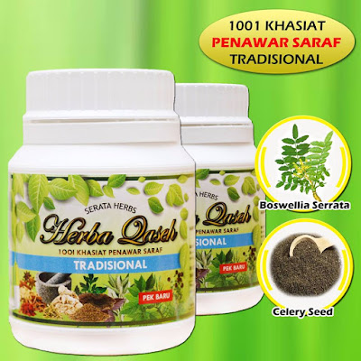 Penawar Herba Qaseh, Penawar 1001 Khasiat