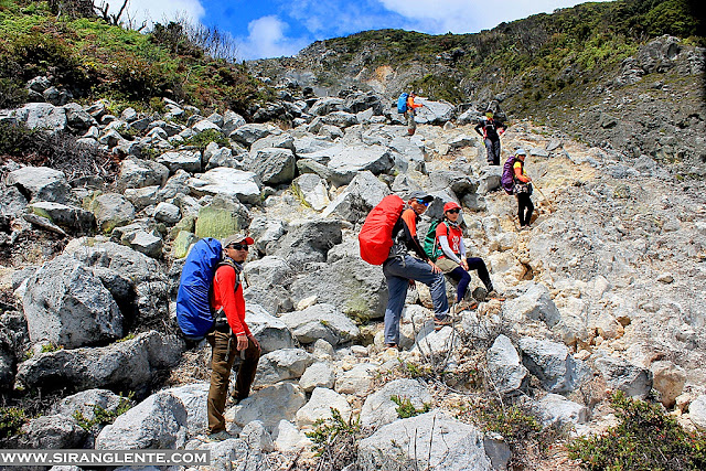 Mt. Apo travel guide