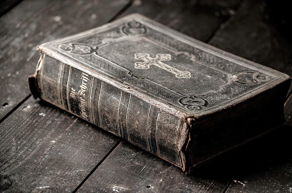 Christentum Heilige Schrift