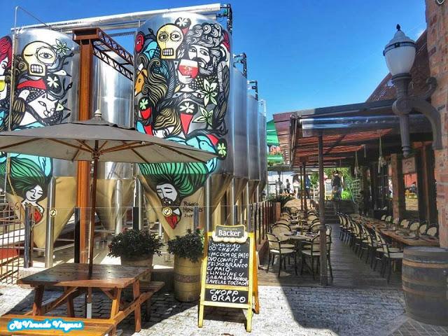Cervejaria Backer - Belo Horizonte