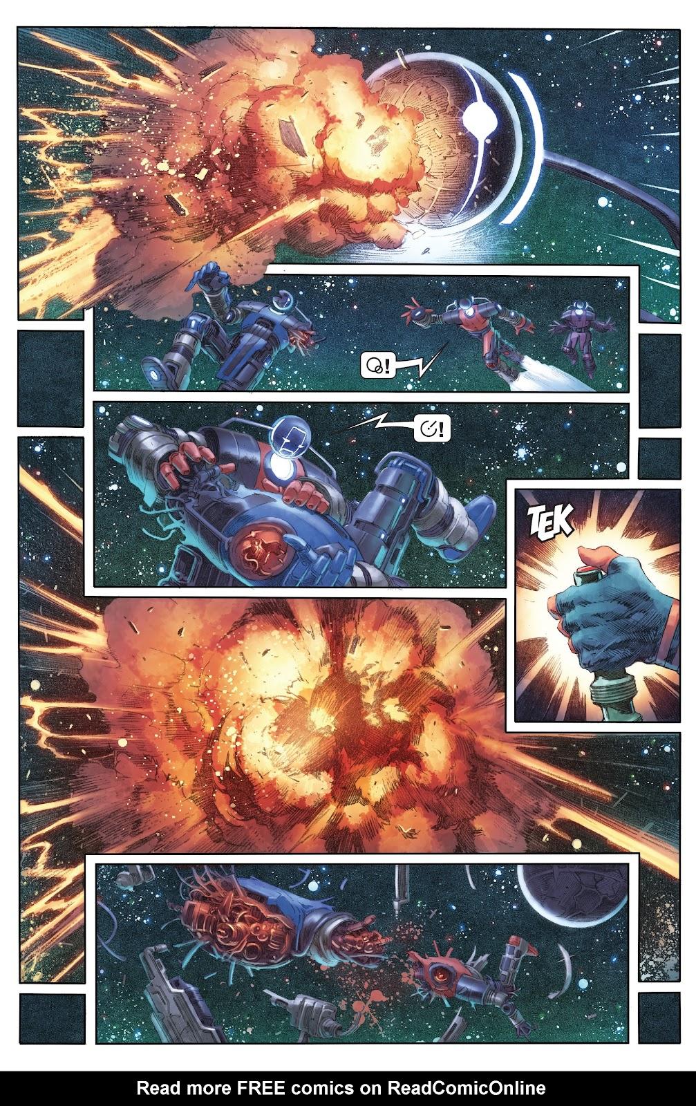 Read online X-O Manowar (2017) comic -  Issue #23 - 4