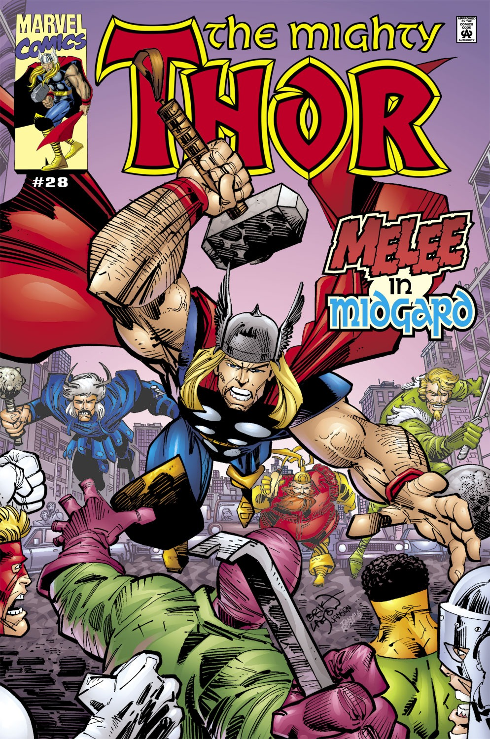 Thor (1998) Issue #28 #29 - English 1