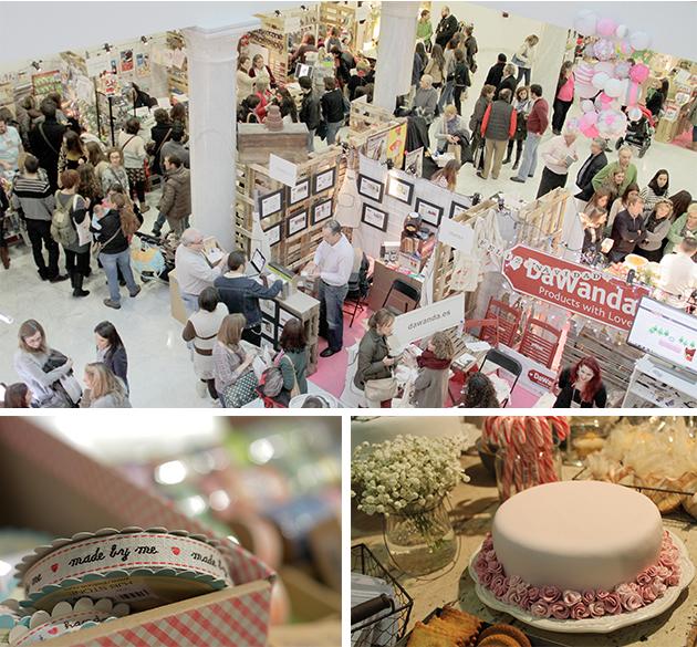feria crafter DIY Show Madrid noviembre 2014