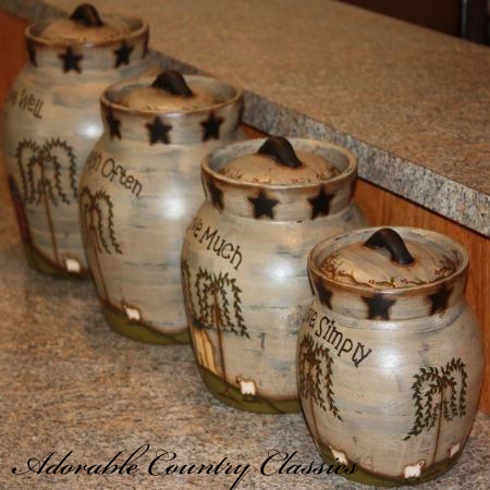 adorable country classics home decor & gifts: primitive