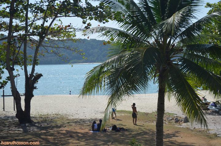 Pantai Tengah Pulau Langkawi