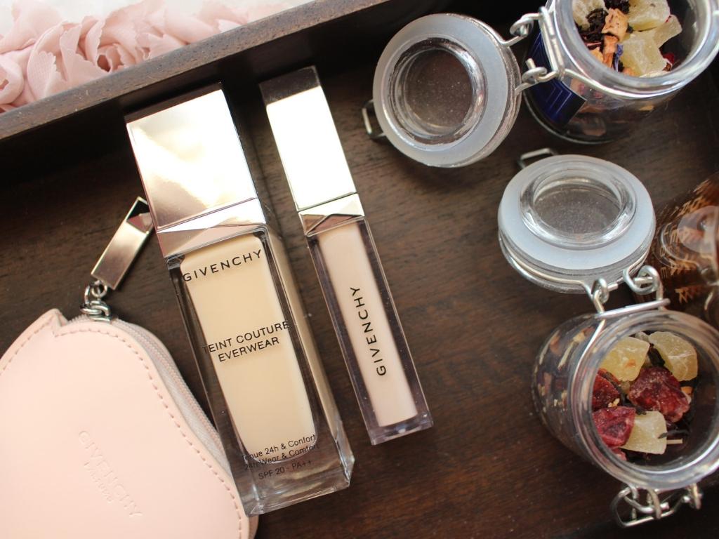 Podkład i korektor Givenchy Teint Couture Everwear