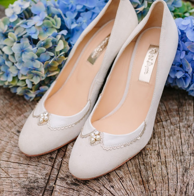 zapatos de novia para matrimonio civil